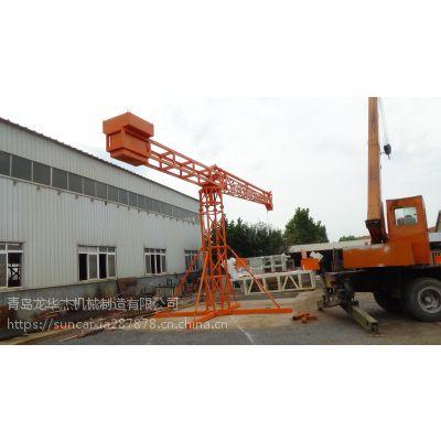 莱西市手动布料机|龙华杰机械制造QLH-125型|结构合理|布料范围广