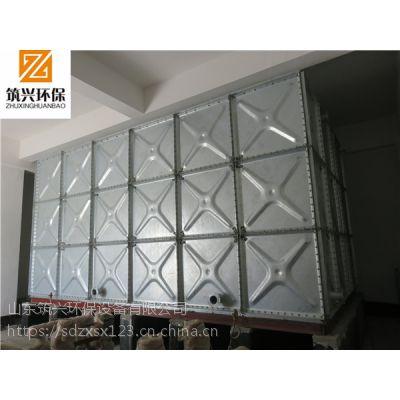山东镀锌水箱 镀锌钢板水箱使用及保养方法