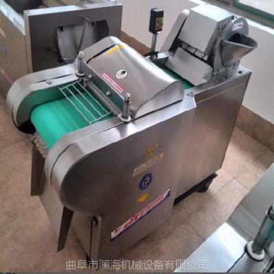 宁波 大型食品厂专用切菜机 澜海厂家直营学校工厂切菜机 功能齐全 欢迎选购