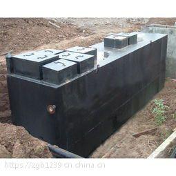 咸宁市养猪 养鸭 养鸡 养牛场地埋式一体化污水处理成套设备 直销