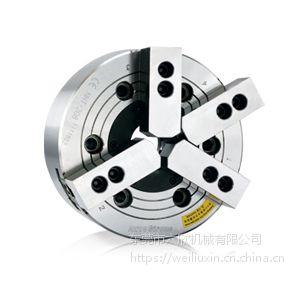 台湾亿川二爪三爪共用卡盘 夹异型件