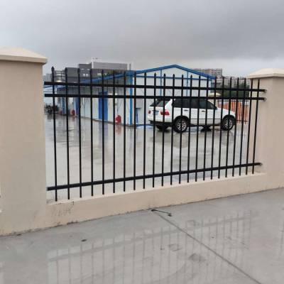 工业区市政护栏 佛山热镀锌围栏 清远围蔽栅栏