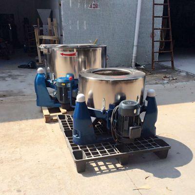 供应50公斤果渣不锈钢脱水机 加高型离心脱水烘干一体机