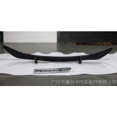 宝马6系尾翼改装E63E64保险杠M6 GT碳纤尾翼645宽体包围