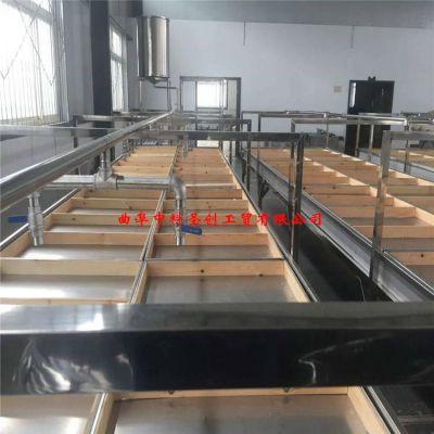 武汉手工腐竹机生产厂家,小型半自动手工揭皮腐竹机多少钱