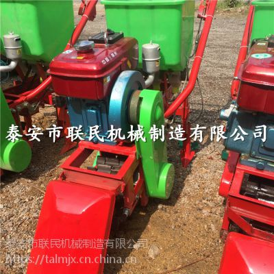 泰安联民供应 多功能垄间耕耘机 菜地旋耕除草多用机使用步骤