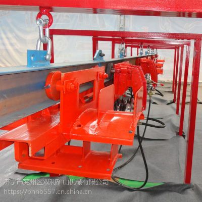 TDY-100矿业输送单轨吊 液压悬挂单轨吊价格