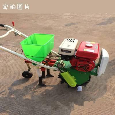 玉米地犁地机独轮式 小麦菜园除草机 汽油多用途耘播机正品