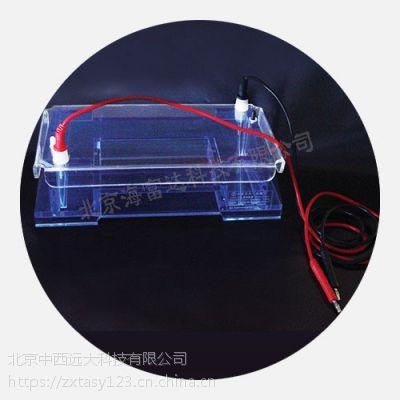 中西水平电泳槽/琼脂糖水平电泳仪(中号) 库号:M242061