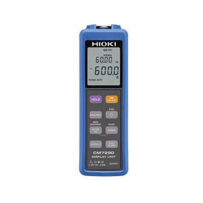 HIOKI日本日置CM7290显示单元可用于日置CT7636等电流传感器包邮