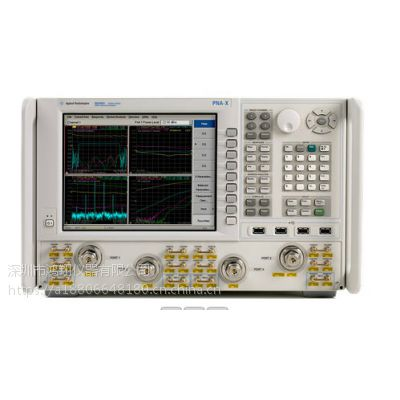 上门回收N5244A,43.5GHZ网络分析仪