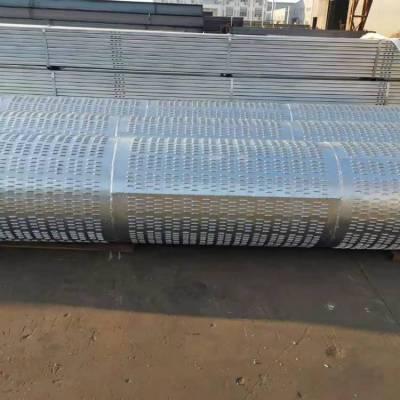 北京桥式钢管打井用 D500滤水管一米价格