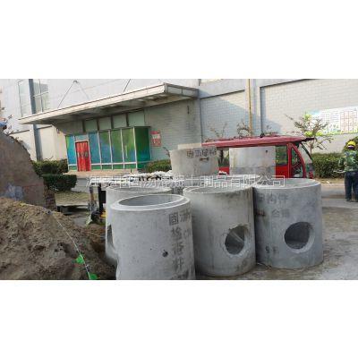 盐城大丰预制装配式检查井,固汤构件提供DN1000