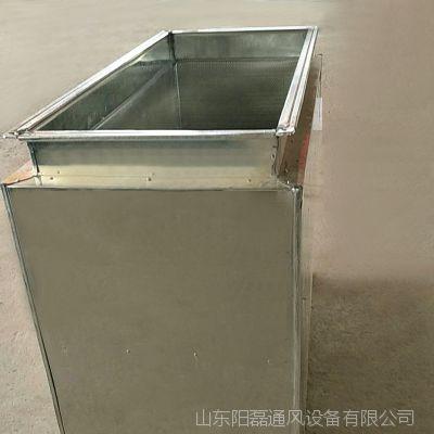 消声器  镀锌板消声器 白铁消声器 阻抗消声器 复合式消声器定制