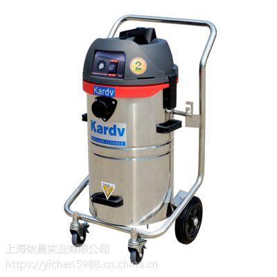 山东喷塑车间用工业吸尘器GSZ-1245硒鼓粉石灰粉用吸尘机