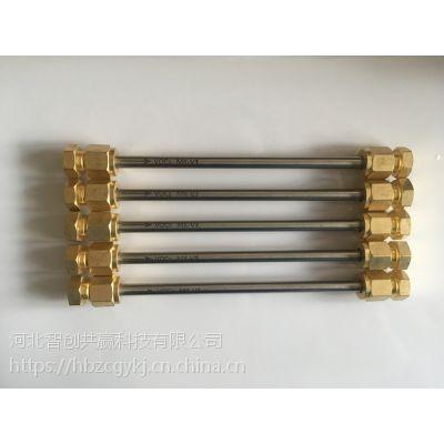 VOCs吸附管HJ644组合型吸附管l国标6*150mm烟气采样管-河北智创共赢科技