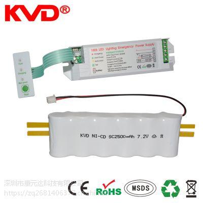 KVD188BLED应急电源25W*1.5h*6W 停电应急节能50%