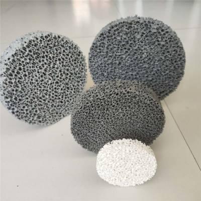 碳化硅陶瓷过滤网湖北省十堰市