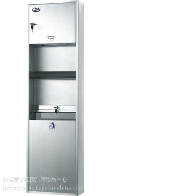 北京市二合一组合柜,不锈钢擦手纸箱304,佳悦鑫jyx-50w,明装式组合柜