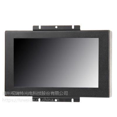 PF829-9AT&P 富威德 8寸 800x480 TFT 开放式铁壳工业液晶屏 触摸显视器 工控