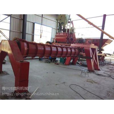 水泥制管机、青州鑫利、水泥制管机械模具