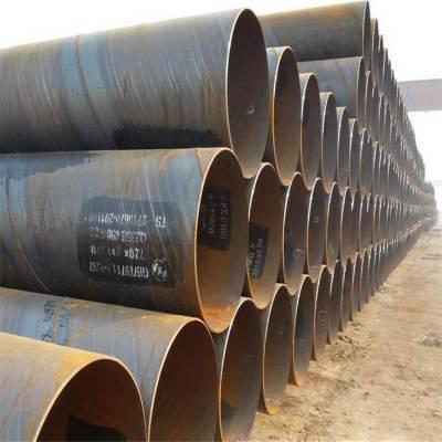 D1200螺旋钢管Q235B材质防腐螺旋管加工方式