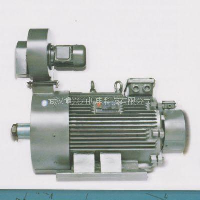 博力YZPB(F)132M1-8-2.2KW系列用变频调速三相异步冶金及起重电动机