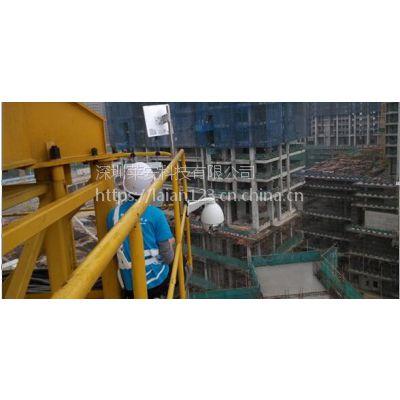 莱安工地塔吊无线监控 300兆 3公里无线网桥