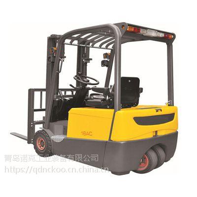 龙海三支点电动叉车@超市电动堆高车价格低