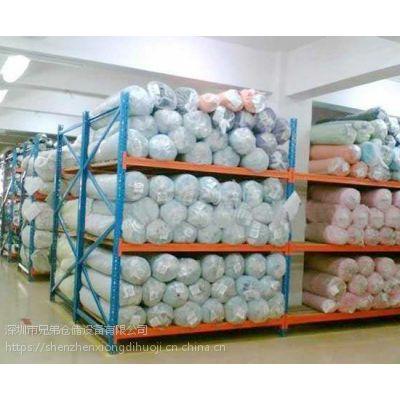 布匹货架-重型货架定制