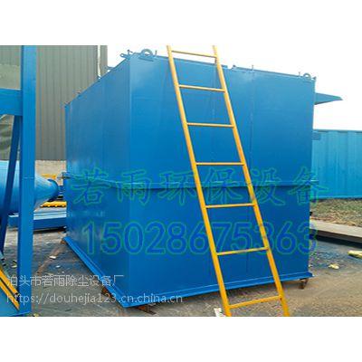 若雨环保MC型脉冲袋式除尘器的特点及被广泛使用的原因