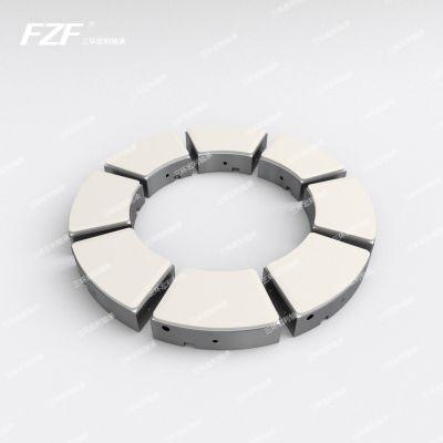 弹性金属塑料瓦 FZF03—推力瓦 导瓦