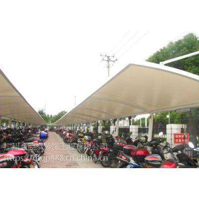 广州番禺搭建钢结构雨棚/番禺膜结构雨棚搭建公司