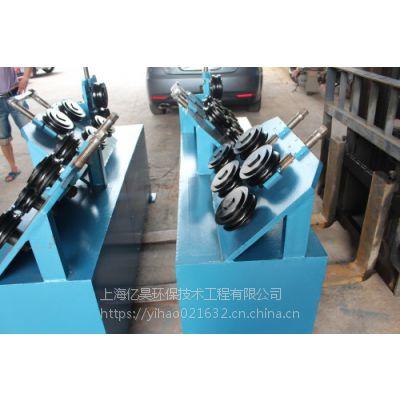 供应亿昊环保盘圆无酸洗全自动多辊式送料调直剥壳机QZD-32