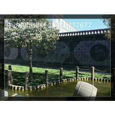 青岛崂山区供应仿古砖雕,影壁墙 仿古砖厂家
