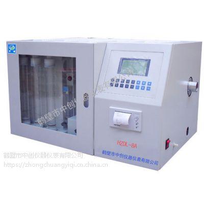 微机测硫仪品牌|购买快速一体定硫仪到大型生产厂家 鹤壁中创仪器公司