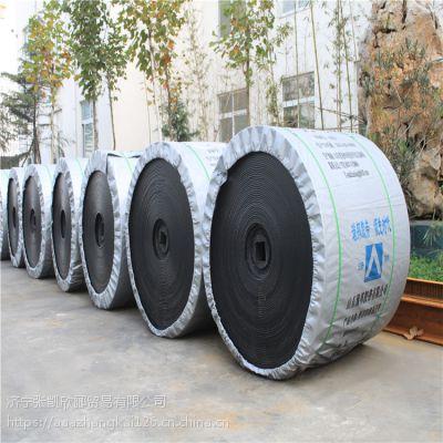 内蒙古PVC输送带,整芯阻燃皮带,输送带厂家