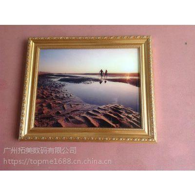 供应广州拓美TM-2513玻璃画UV打印机