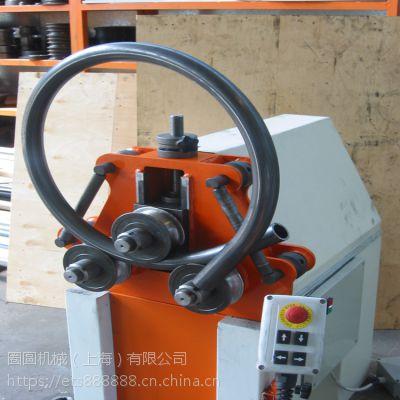 数控铝型材滚弯机 全自动三维盘管机 小口径精密盘管机 方管弯曲机