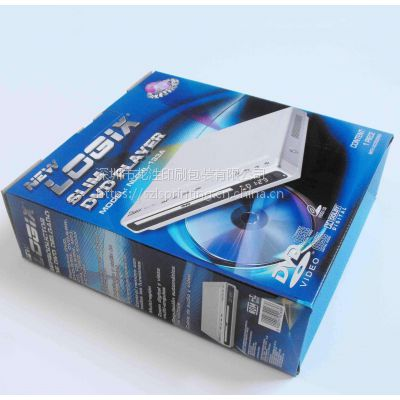 定做高档瓦楞包装彩箱彩盒 食品包装盒印刷 瓦楞银卡彩箱彩盒印刷厂家