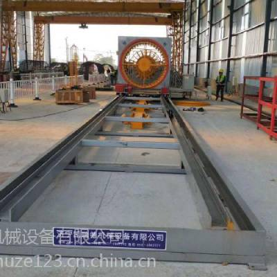 济宁凯瑞德机械 数控钢筋笼滚焊机|钢筋笼滚焊机