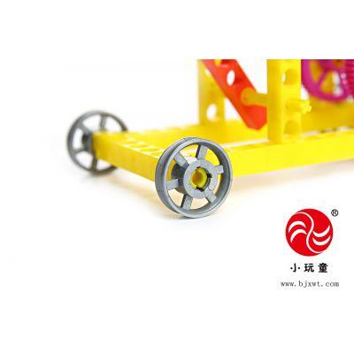 幼教玩具-益智吊车
