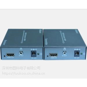 4K网络视频HDBaset 100米延长器 HDMI信号传输器 4k延长器 单端供电 3d信号传输器