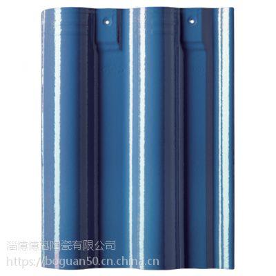 陶瓷屋面釉面彩瓦厂家销售:天津釉面彩瓦、天津陶瓷瓦