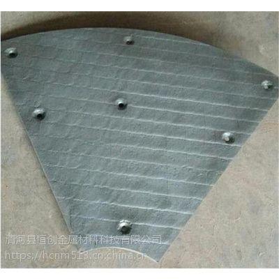 湖北14+10双金属堆焊耐磨衬板 耐磨堆焊刚板