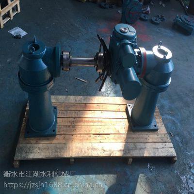 宜宾闸门 厂家供应 Z-350型多回转阀门电动装置污水处理专用|螺杆式启闭机