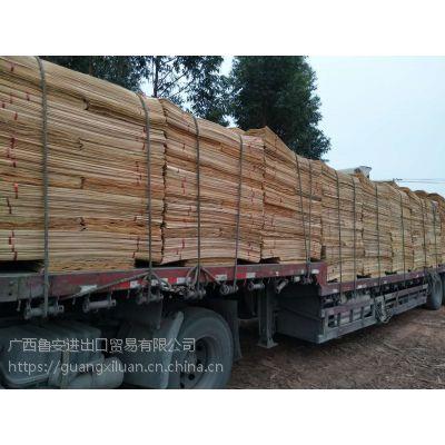 广西鲁安长期生产各种规格的桉木板皮 ,量大从优
