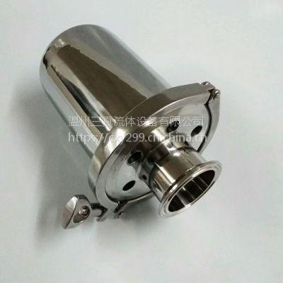 卫生级不锈钢快装呼吸器
