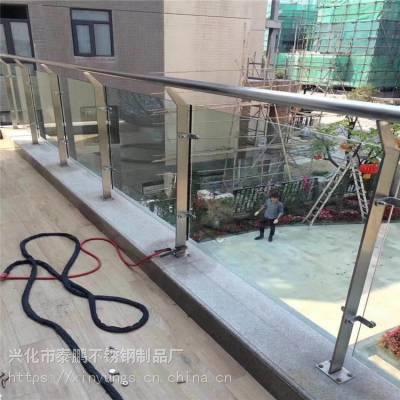 新云 供应不锈钢精品楼梯立柱 不锈钢市政工程道路栏杆护栏AQ52