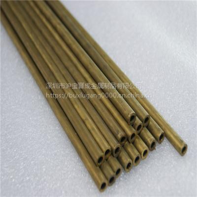 原装正品现货黄铜管耐磨黄铜管专业批发